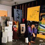 Живопись | Жан Мишель Баския, с мастерской