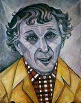 Живопись   Маревна Портрет Марка Шагала