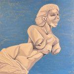 Живопись   Венера в падении