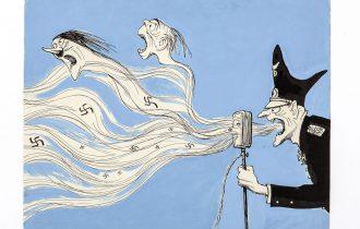 «Кукрыниксы». Карикатура как инструмент геополитики
