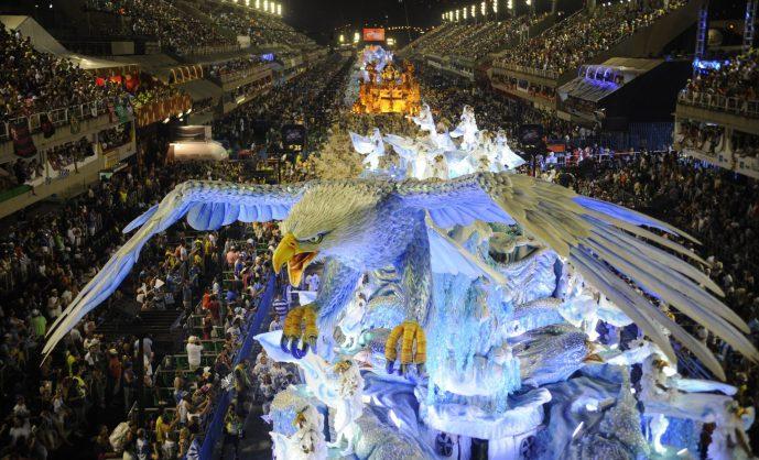 Ритмы Бразилии: Самба