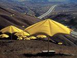 Христо и Жанна-Клод | Фото 5. Зонтики США