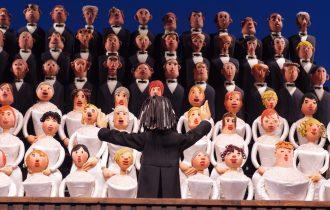 Юбилей в кругу друзей: в Москве прошел XI Международный фестиваль театров кукол им. С. В. Образцова